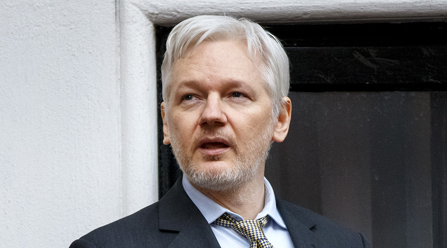 UK police say Assange still faces arrest