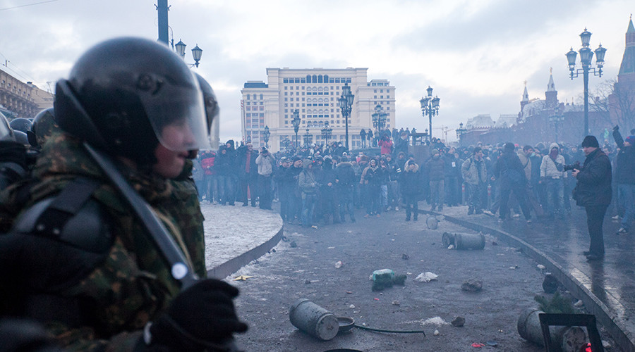 'No chance of color revolution in Russia' – security chief