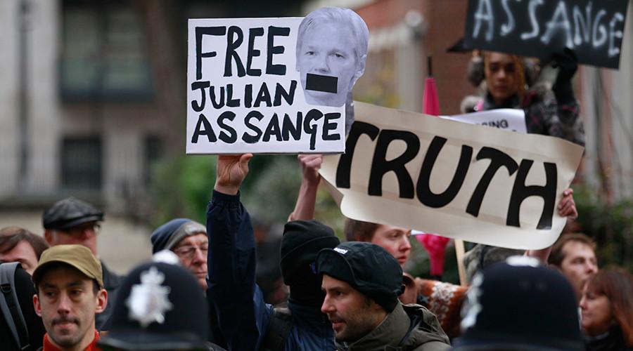 Assange timeline: Life under siege in London's Ecuadorian Embassy
