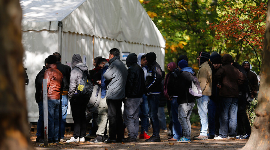 'Massive encroachment on privacy': German MPs pass stringent new rules for asylum seekers