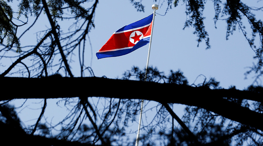 North Korea says United States  must repeal 'hostile policy' amid chemical weapons concerns