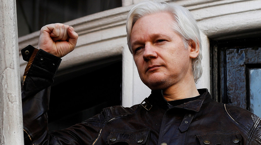 Does Assange have a get-out-of-jail card over the 'Russia-gate' scandal?