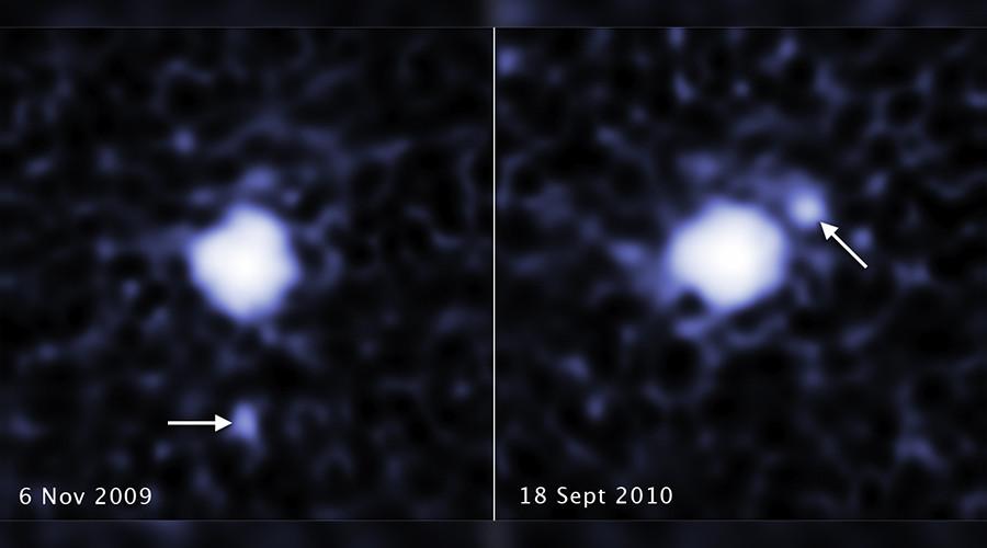 Lunar surprise: Astronomers discover moon orbiting 'Snow White' dwarf planet