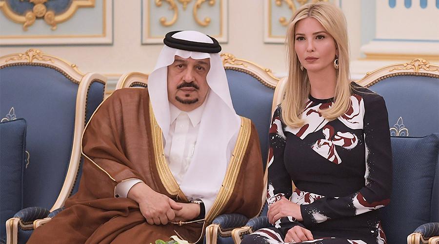 'Encouraging': Ivanka & Melania Trump praise Saudi Arabia's progress on women's rights