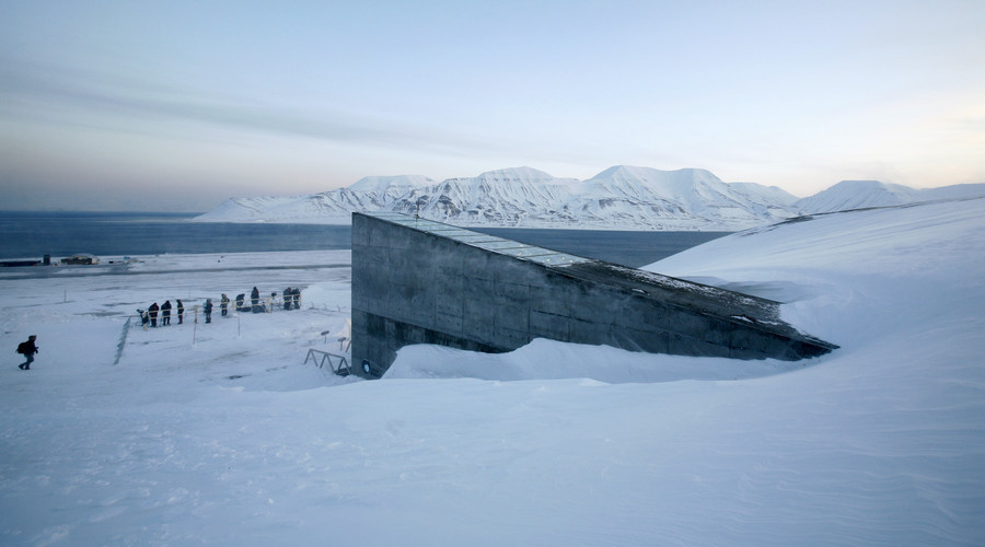 Norway to bolster 'Doomsday' seed vault following climate change flooding fears