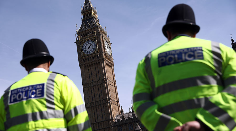 London could lose 4,000 police officers as Met cuts back amid crime surge