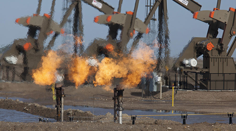 Oil prices hit month-high on optimism ahead of OPEC meeting