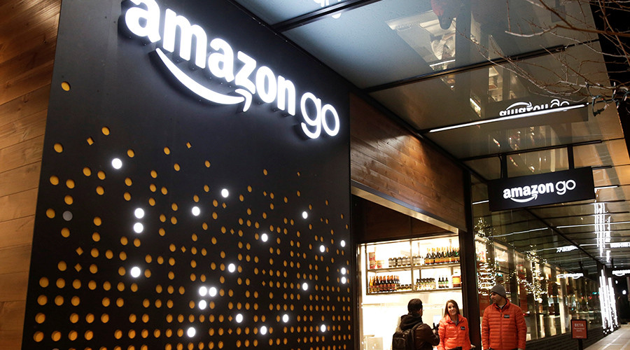 Amazon plans checkout-free supermarkets in UK