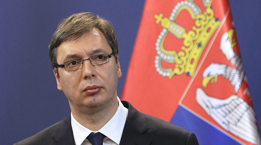 Serbia joining NATO would split the nation – President-elect Vucic