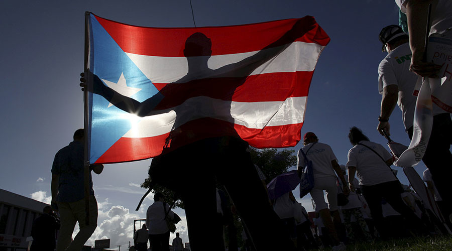 Roads & pensions swept up in Puerto Rico's $123bn bankruptcy