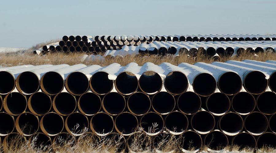 Dakota Access pipeline springs 2 more oil leaks