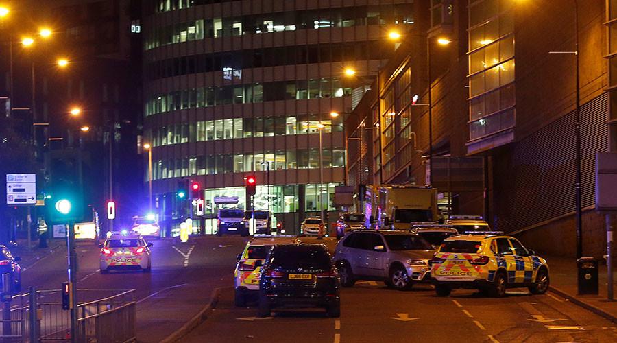 Arenys de Munt condemna l'atac terrorista de Manchester, que deixa 22 morts i 60 ferits