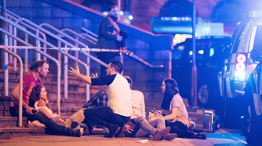 Manchester Arena suicide blast as it happened – Timeline in VIDEOS