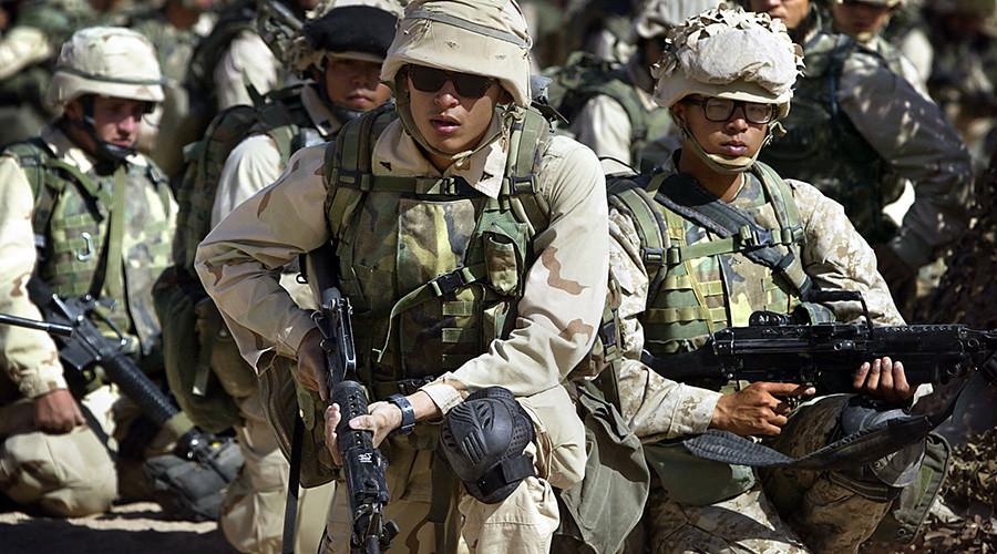 US ground & air raid kills 7 Al-Qaeda militants in Yemen
