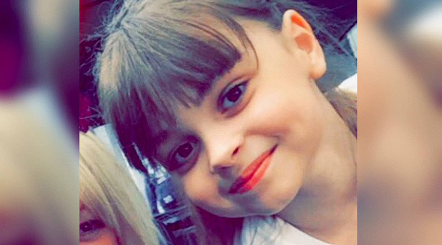 8-year-old girl among named victims of Manchester terror attack