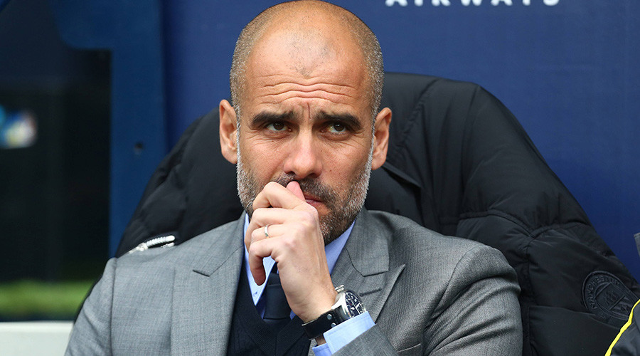 Man City manager Guardiola 'in shock' amid reports wife & daughters were at bomb attack concert