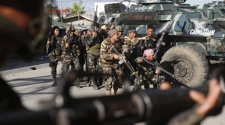 Duterte imposes martial law in Mindanao