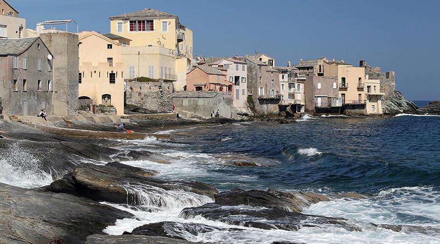 'Make Corsica Italian again': Trump trolled over itinerary map blunder (PHOTO)