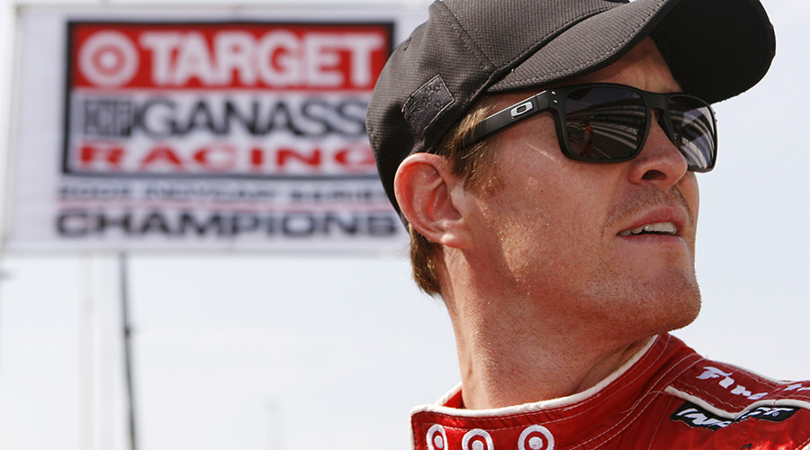 Dixon, Franchitti safe after armed robbery at drive-thru