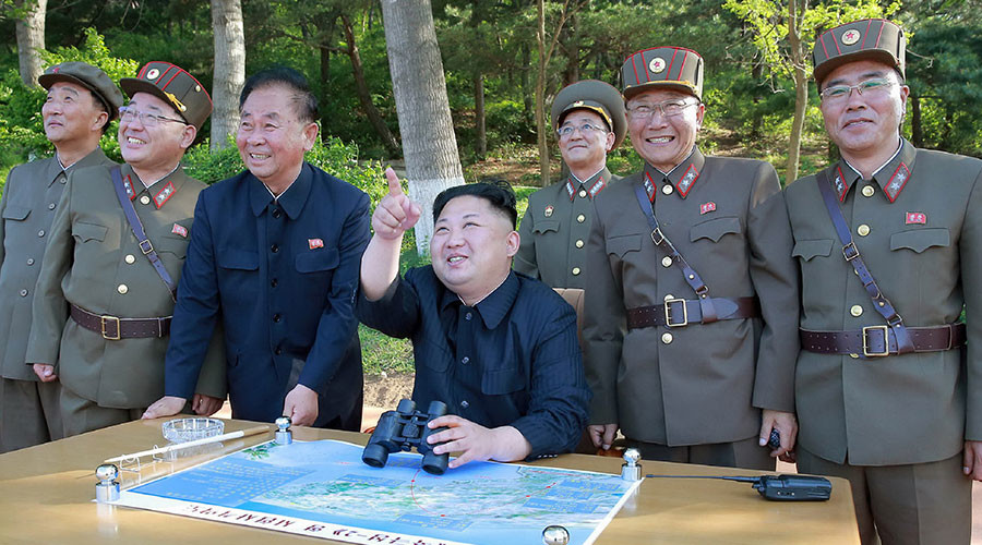 'Inevitable' that N. Korea builds nuclear-armed missile able to reach US ‒ intel head