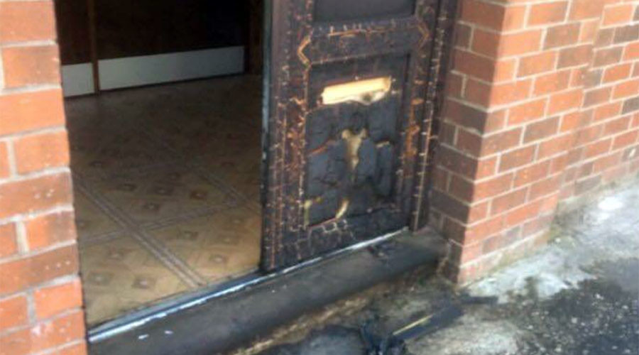 Mosque near Manchester set on fire in 'possible retaliation' against concert bombing