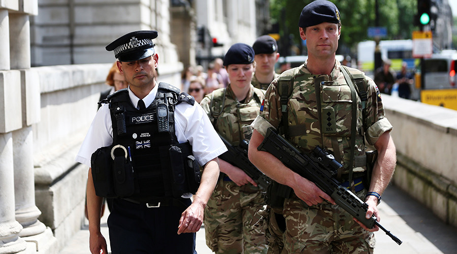 UK resumes sharing intelligence about Manchester bombing with US counterparts