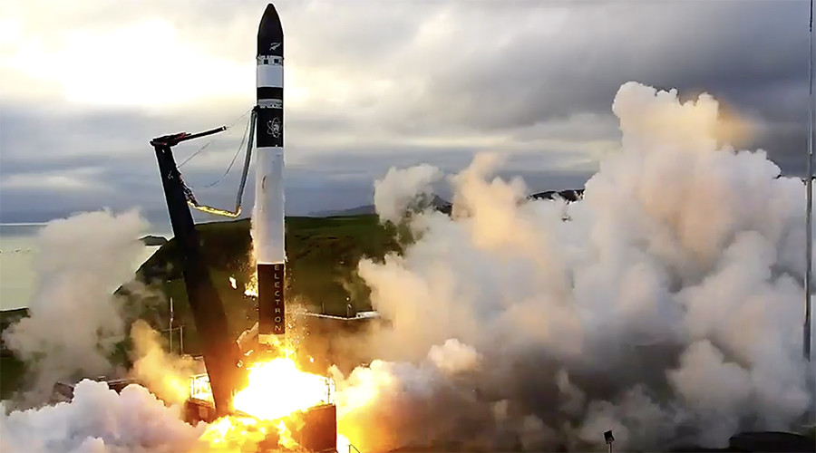 Latest country joins space race with '3D printed' test rocket (VIDEOS)
