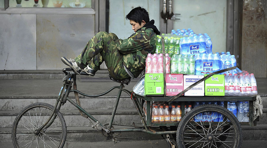 Alibaba to lead $1bn funding for food delivery startup