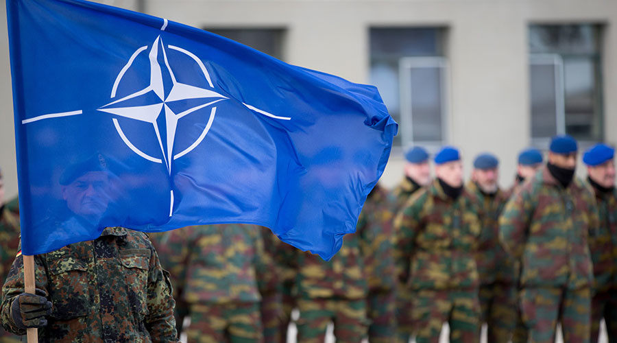 'NATO, an American-made mechanism for geopolitical control of Europe'