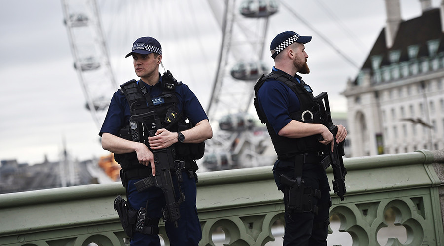 Theresa May's cuts to blame for need to deploy army after Manchester attack – police union chief