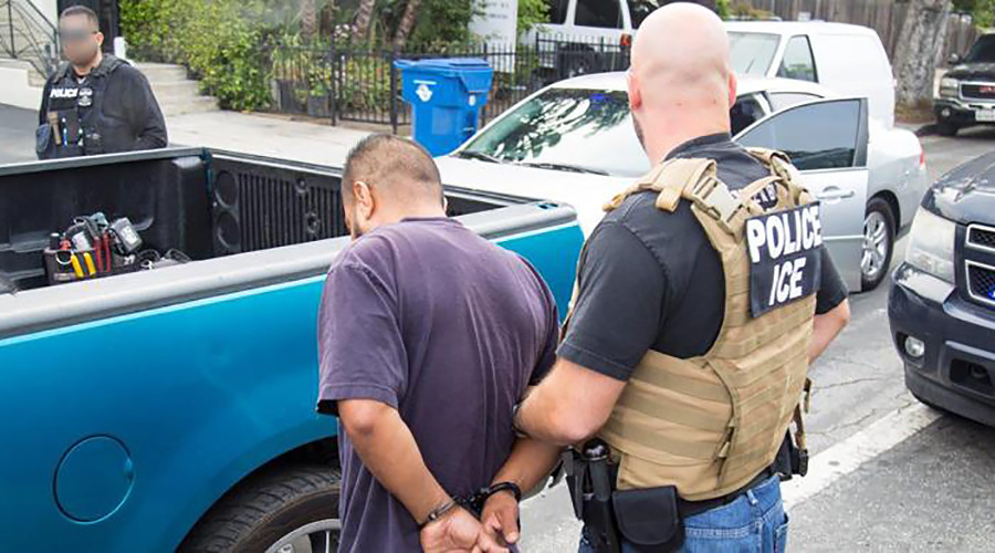 Rapist, Deported Drug Trafficker Among Nearly 200 Arrested In Immigration Crackdown""