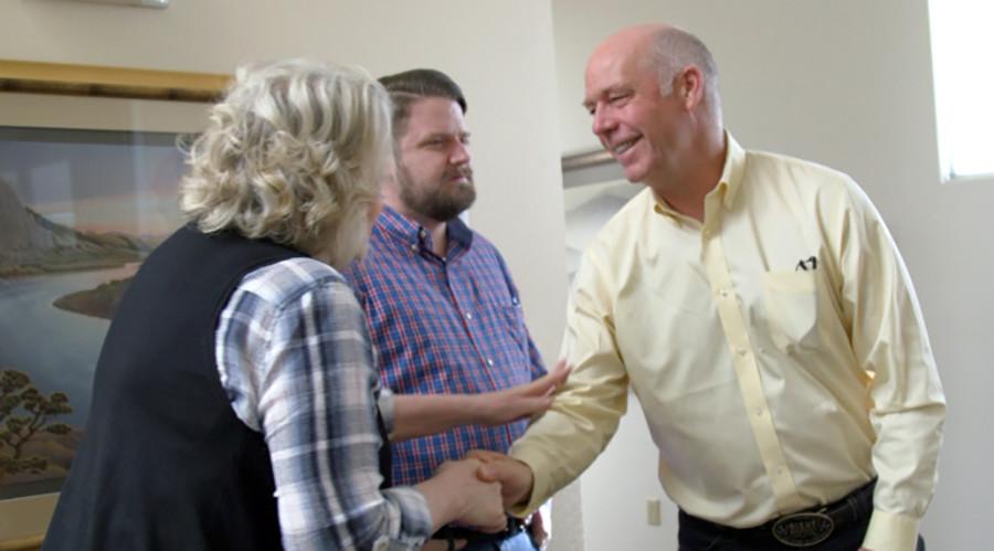 Republican Gianforte wins special congressional election in Montana