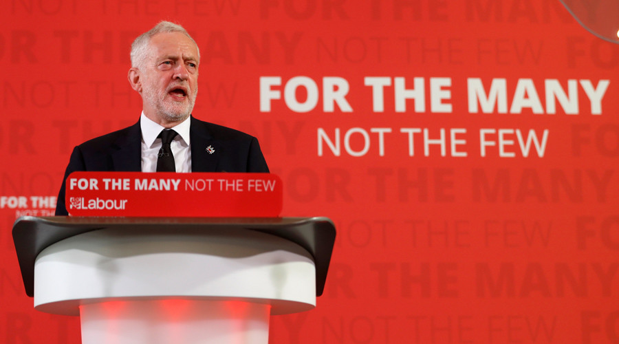 Terrorist attacks caused by foreign wars & police budget cuts – Corbyn