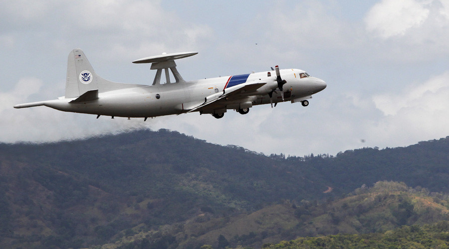 'Unsafe intercept': US officials accuse China of buzzing spy plane