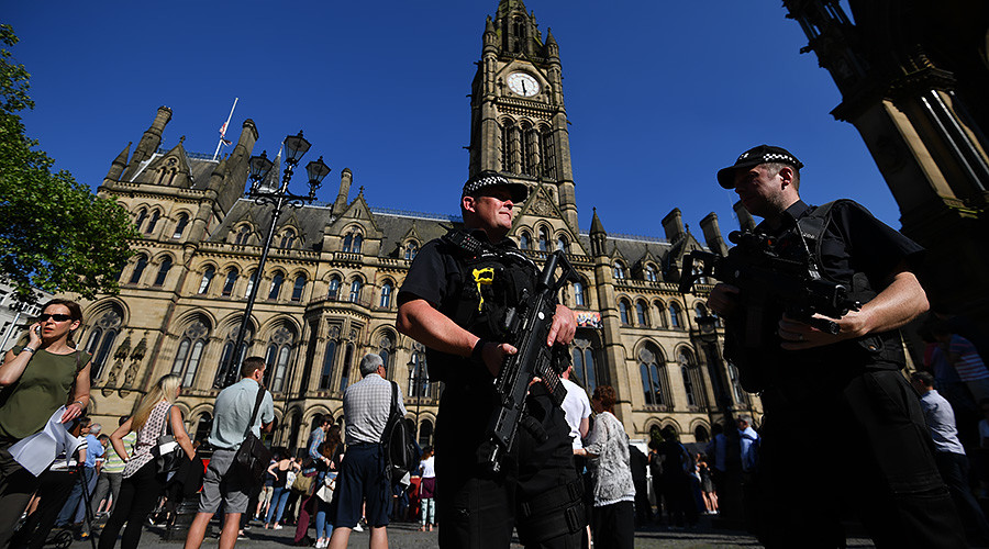 Manchester sees surge in reported hate crime after suicide bombing attack – police chief