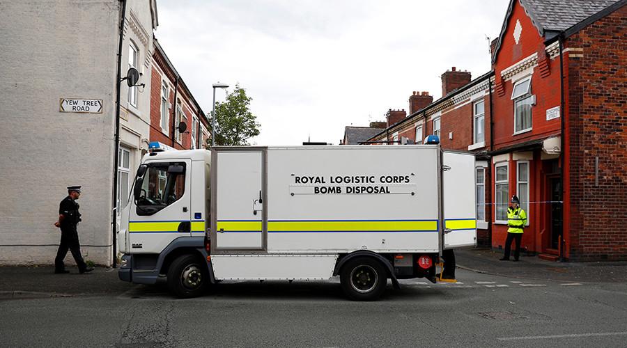 UK terrorism threat reduced after wave of police raids targeting jihadist networks