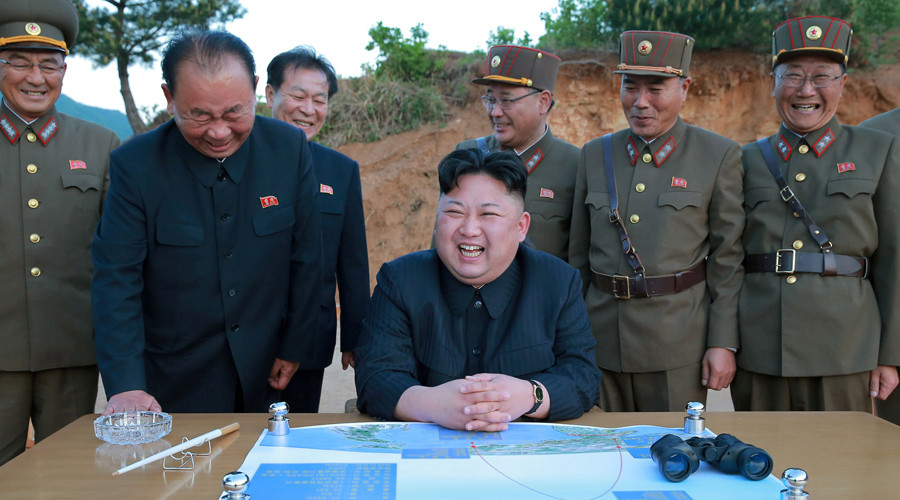 Kim Jong-un observes test & orders mass production of 'next-gen air defense system'