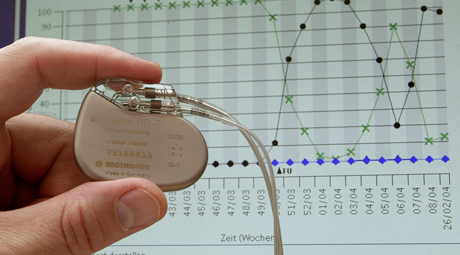 Can the heart be hacked? Experts find 8,000 security flaws in pacemaker software