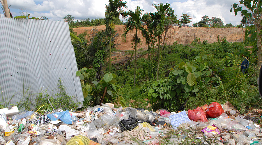 Indonesian Borneo is finished: Pollution reaching epic proportions