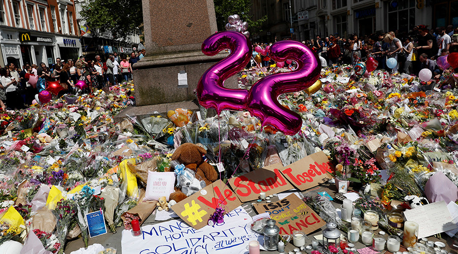 'Happy to hysterical in seconds': Witnesses recall Manchester Arena blast