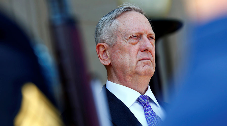 'I keep people awake at night': 'Mad Dog' Mattis drops 'quote of the year' (VIDEO)