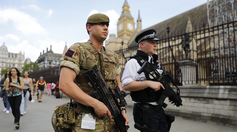 UK MI5 intelligence to investigate itself after Manchester attack – Home Secretary