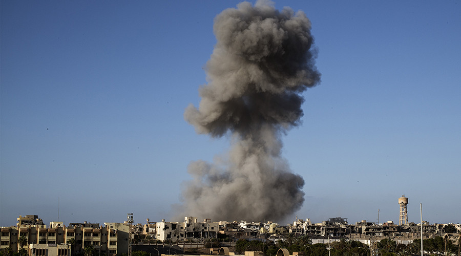 Egypt carries out new airstrikes in Libya – commanders