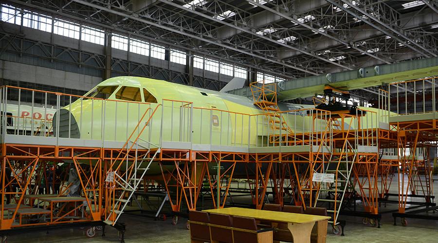 Russia's new Il-112 transport plane to make maiden flight in 2017