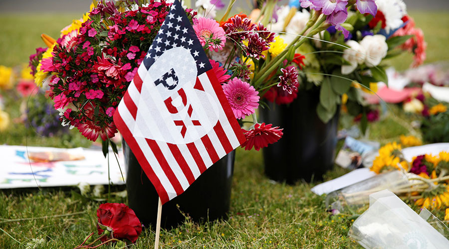 'They stood up to hate & intolerance': Trump pays tribute to Portland stabbing victims