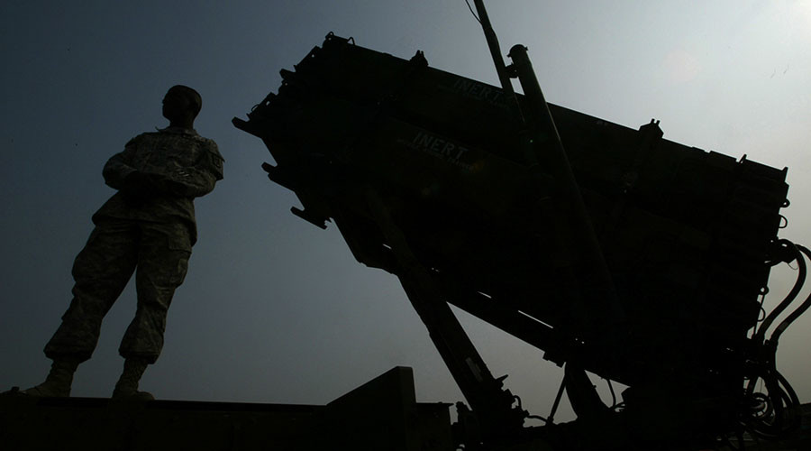 $110bn US-Saudi arms deal sent to Congress, seen as way to protect Middle East allies