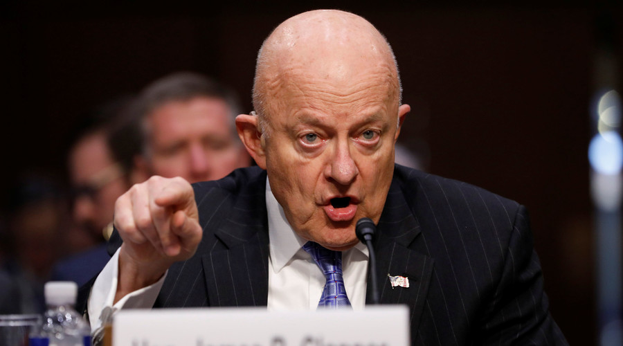 Clapper on Russia: 'They are only emboldened'