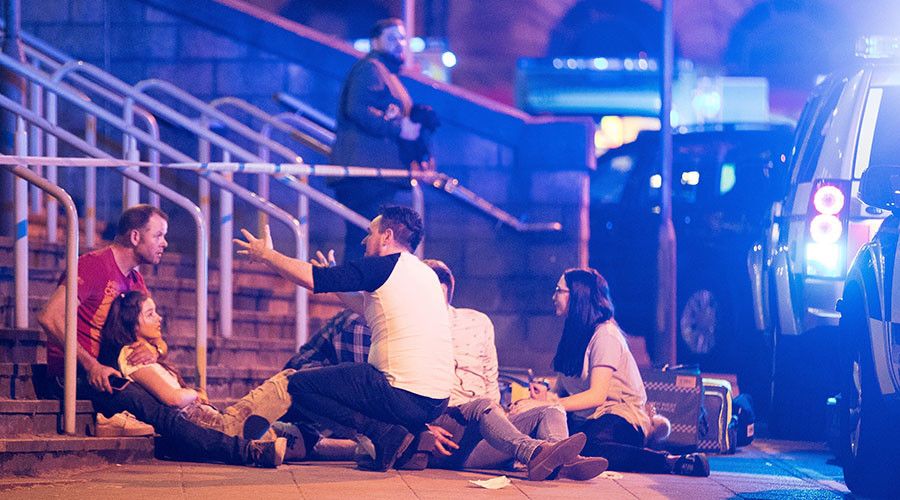Manchester attacker Salman Abedi bought most bomb components alone – police