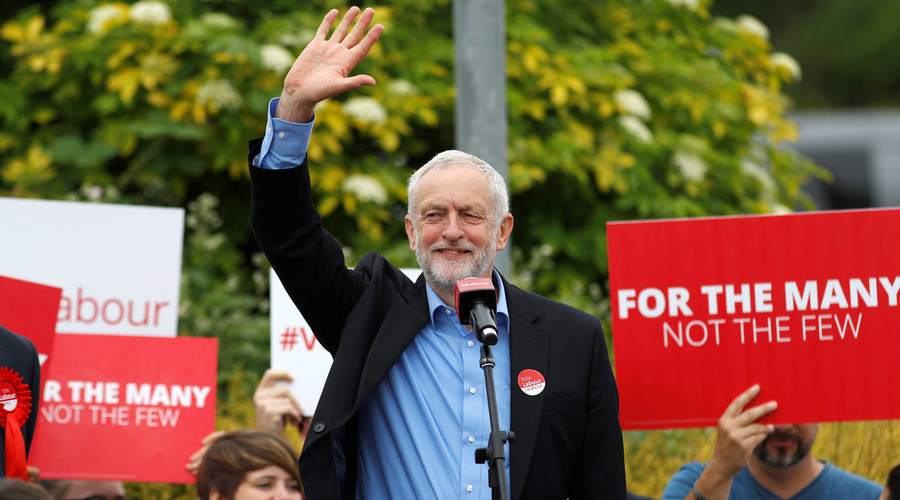 Corbyn will join BBC leaders' debate… but 'chicken' May refuses to accept challenge