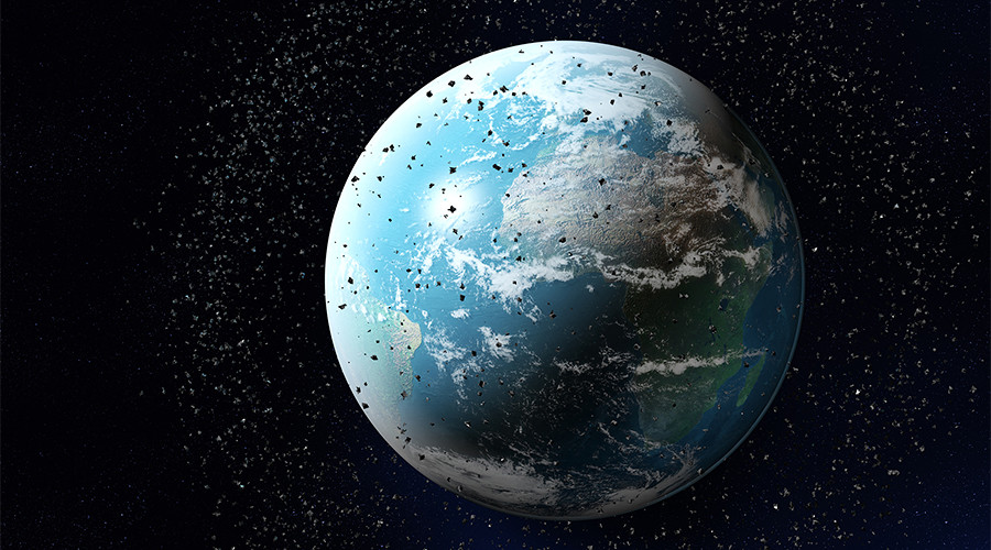'Catastrophic avalanche of collisions': Space junk can destroy satellites, scientists say